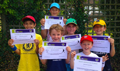 Tennis Camps Harrow