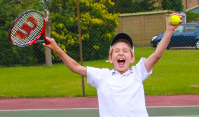 Tennis Coaching Harrow
